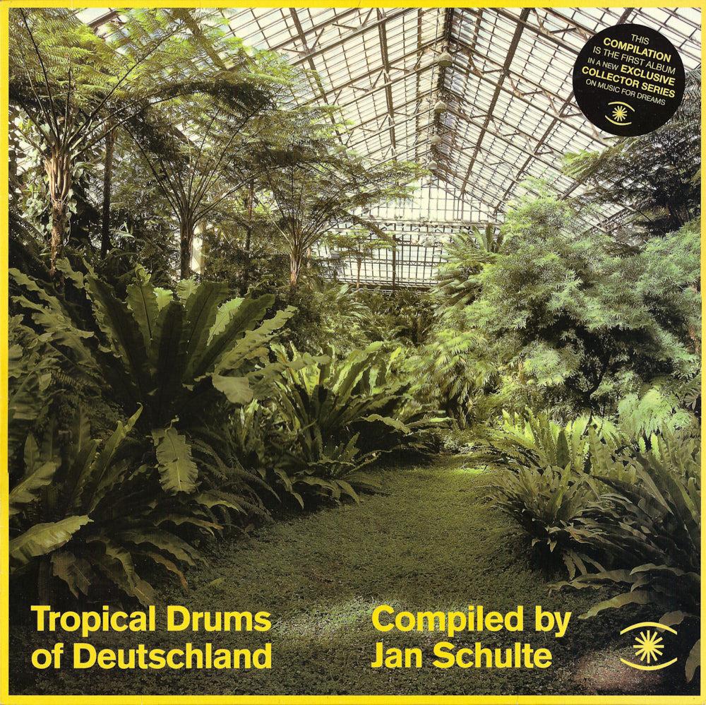 Jan Schulte – Tropical Drums of Deutschland album cover