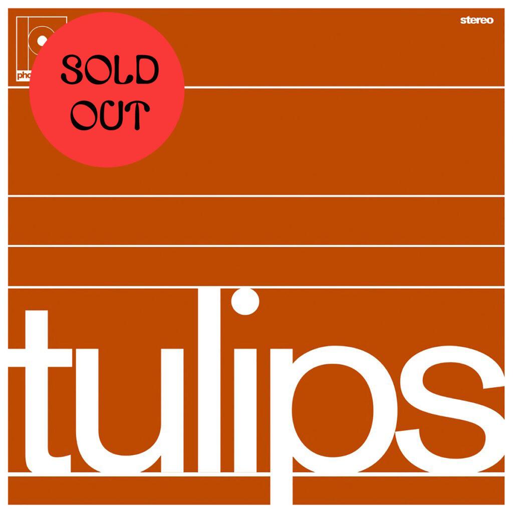 Maston - Tulips LP product image