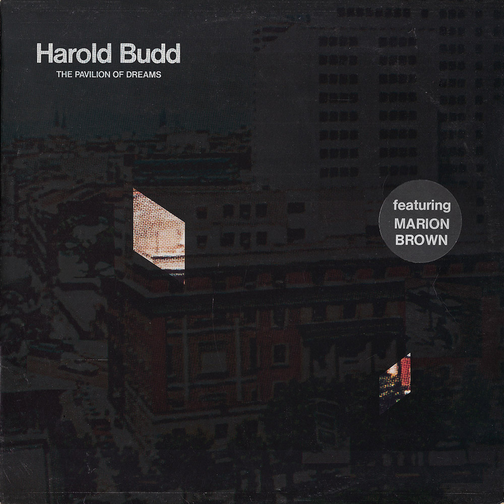 Harold Budd – Pavilion of Dreams album cover