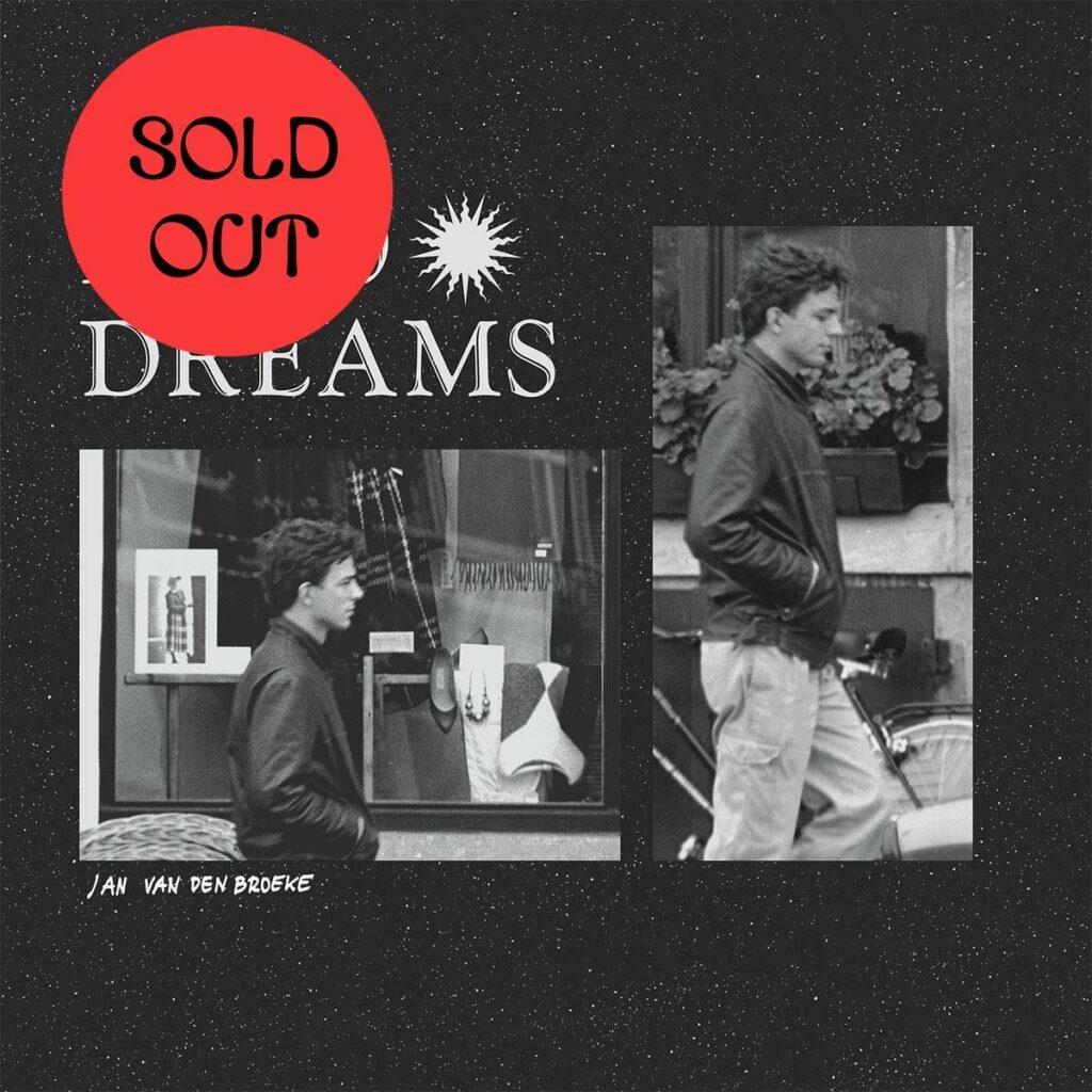 Jan Van den Broeke - 11000 Dreams LP product image