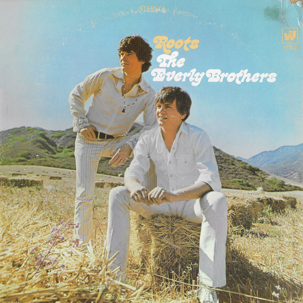 Everly Brothers – Roots album cover