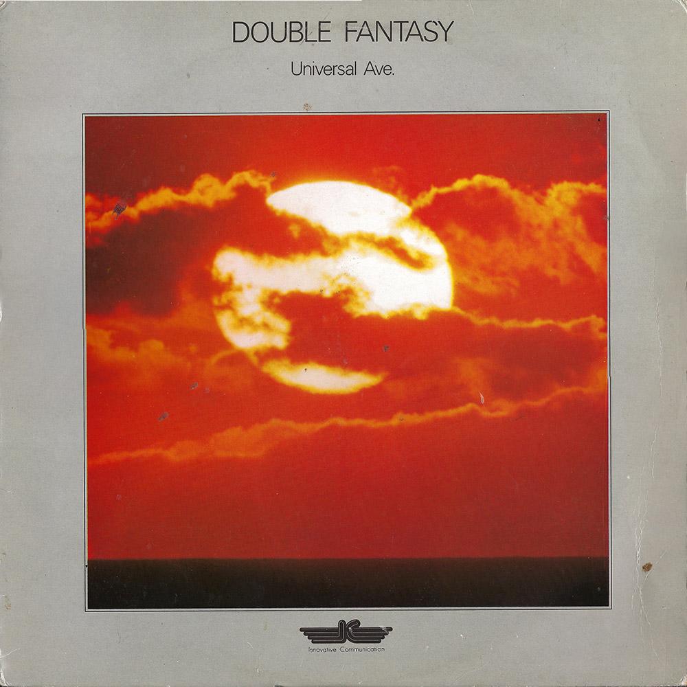 Double Fantasy – Universal Ave album cover