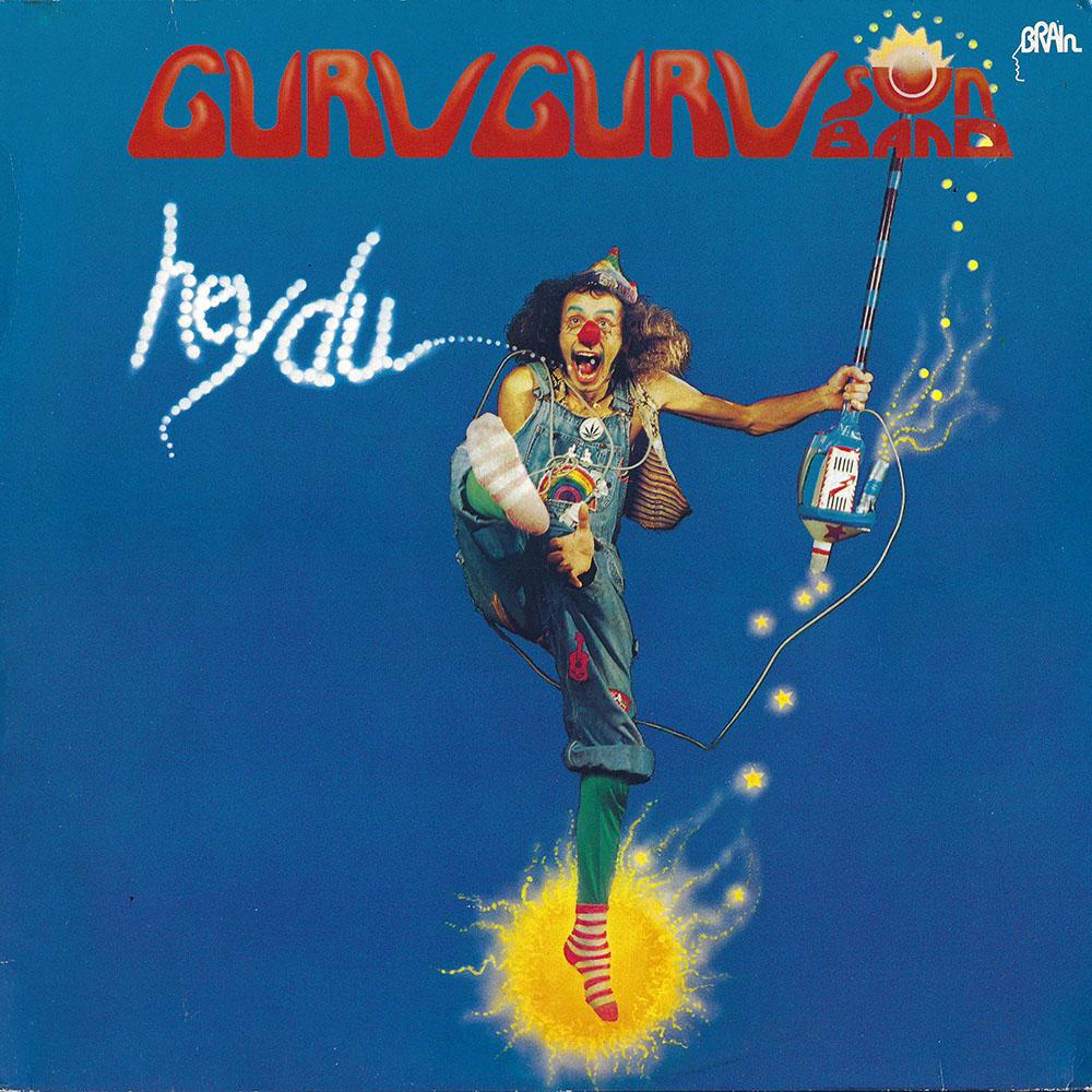 Guru Guru – Hey Du album cover
