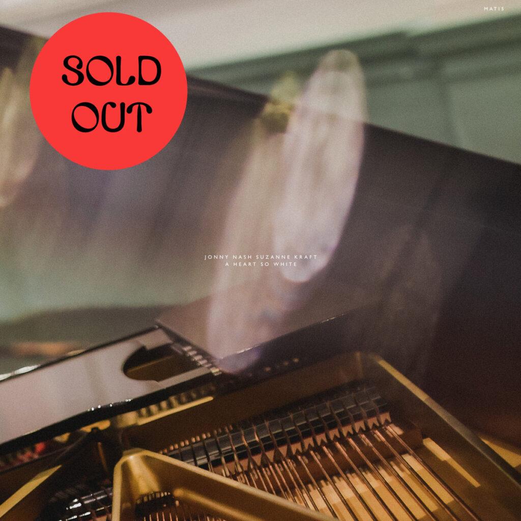 Jonny Nash, Suzanne Kraft - A Heart So White LP product image