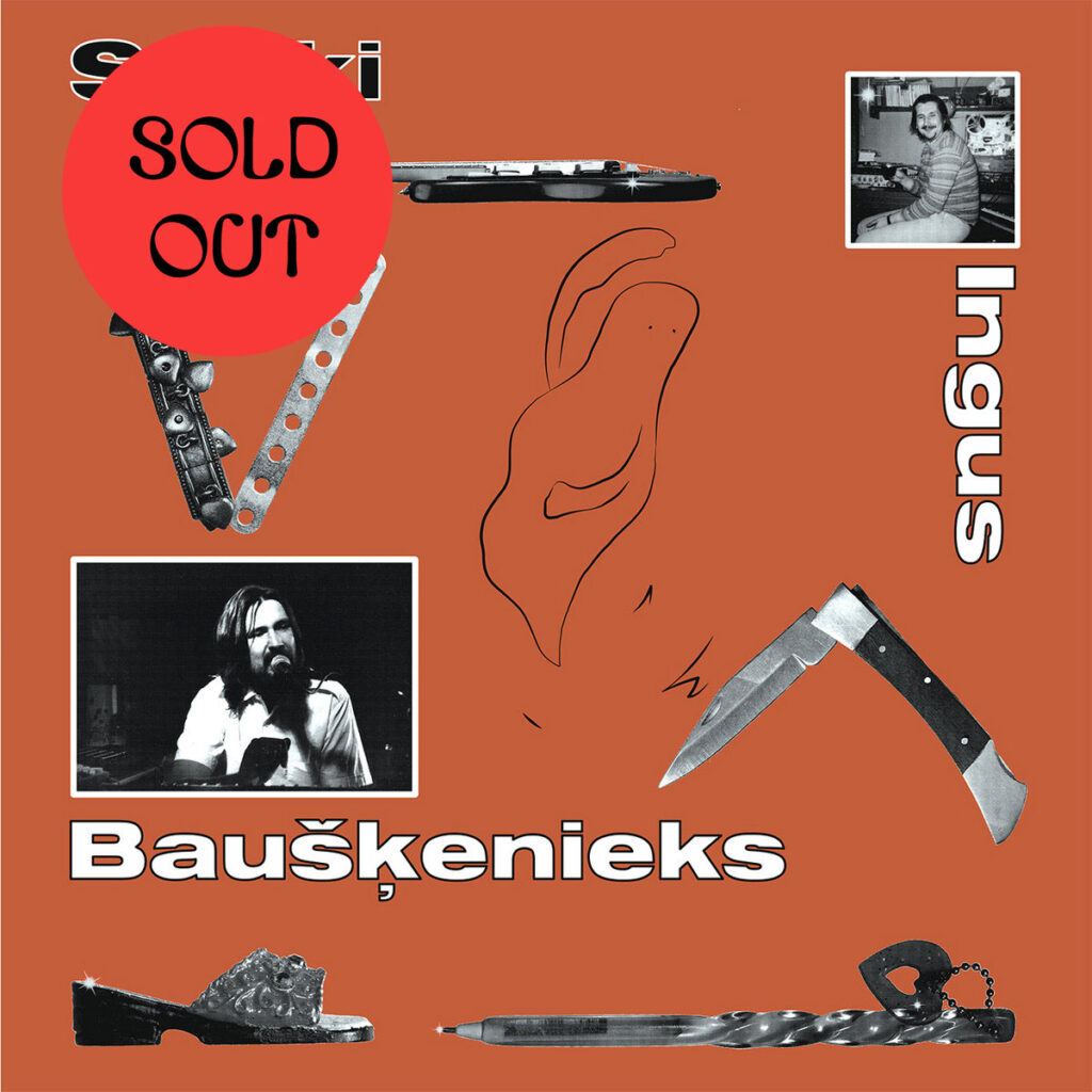Ingus Baušķenieks - Spoki LP product image