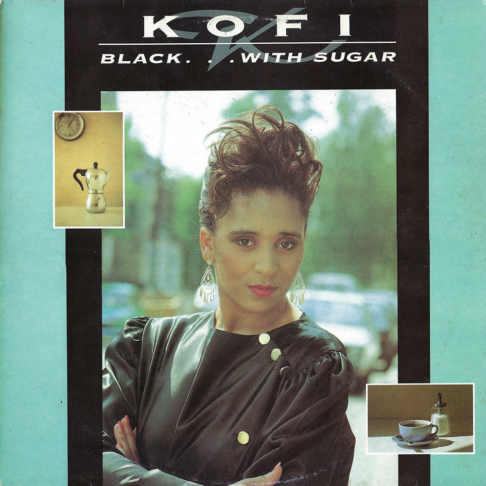 Kofi – Black… With Sugar album cover