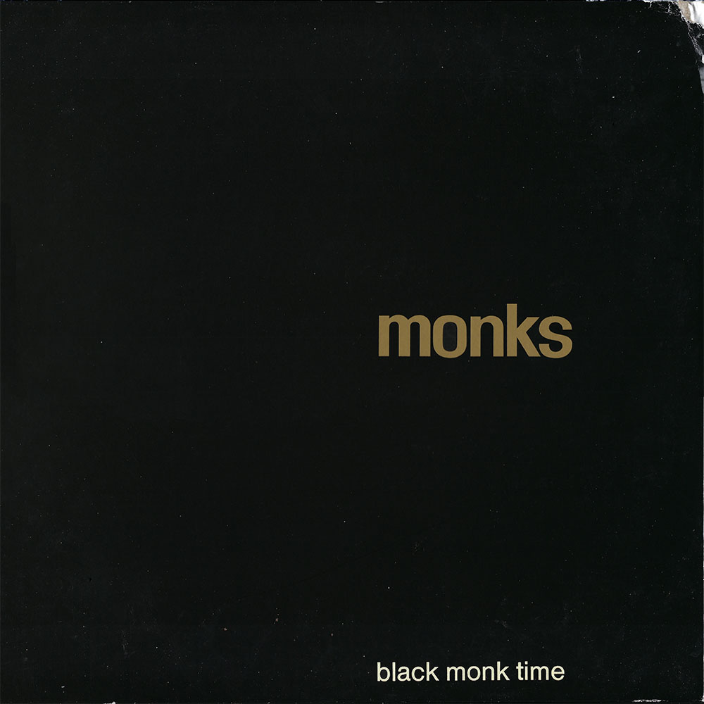 Monks – Black Monk Time album cover