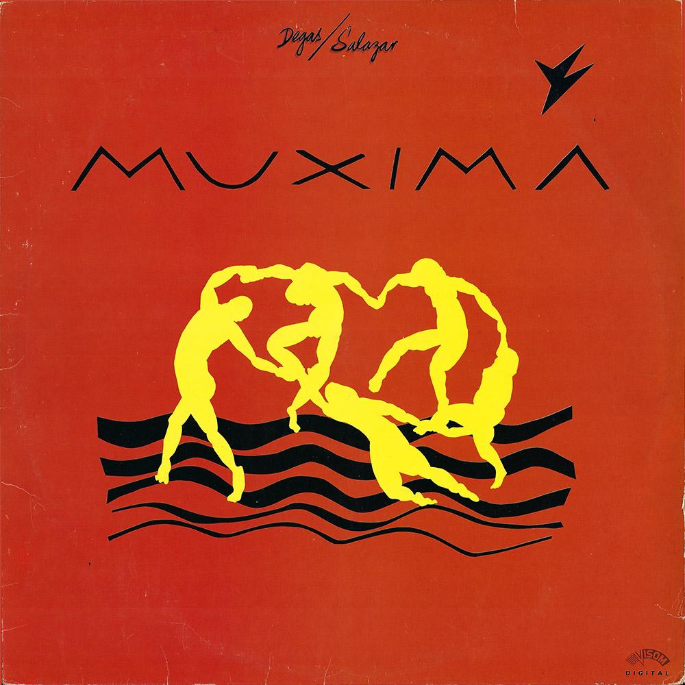 jorge degas & marcelo salazar – muxima album cover