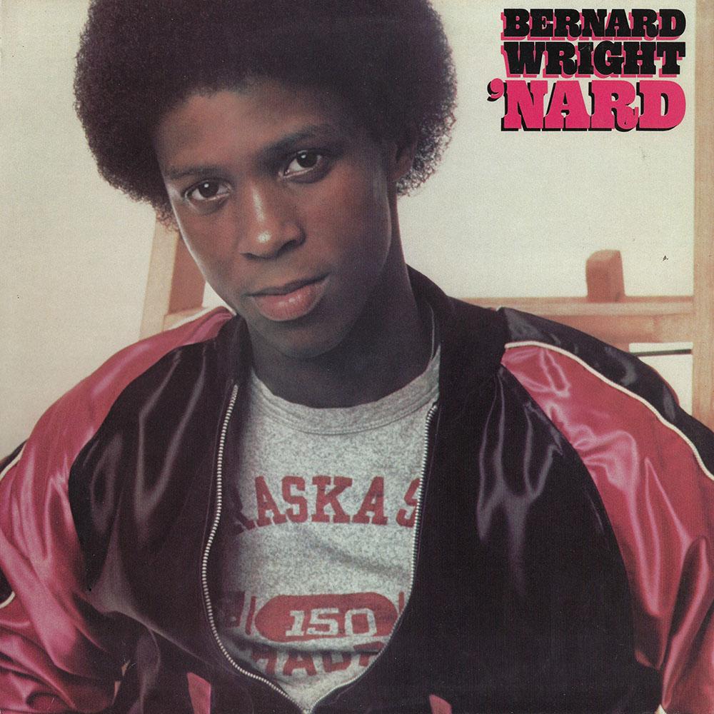 Bernard Wright – 'Nard album cover