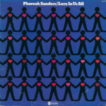 Pharoah Sanders – Pharoah album cover