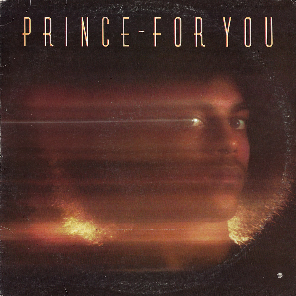 Prince – For You album cover