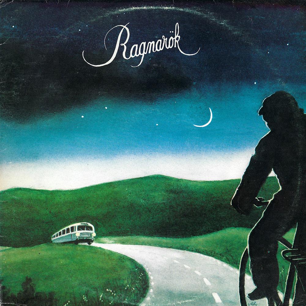 Ragnarök – S.T. album cover