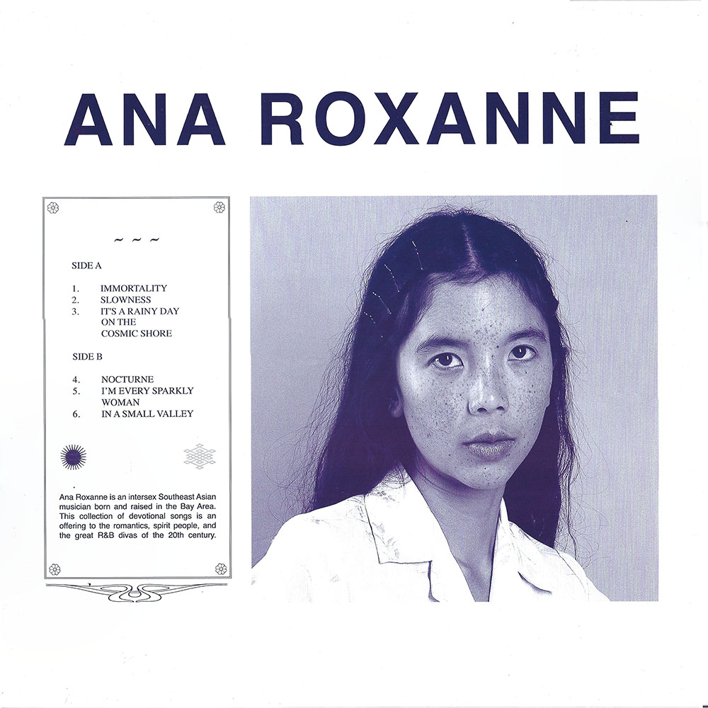 Ana Roxanne – ~ ~ ~ album cover
