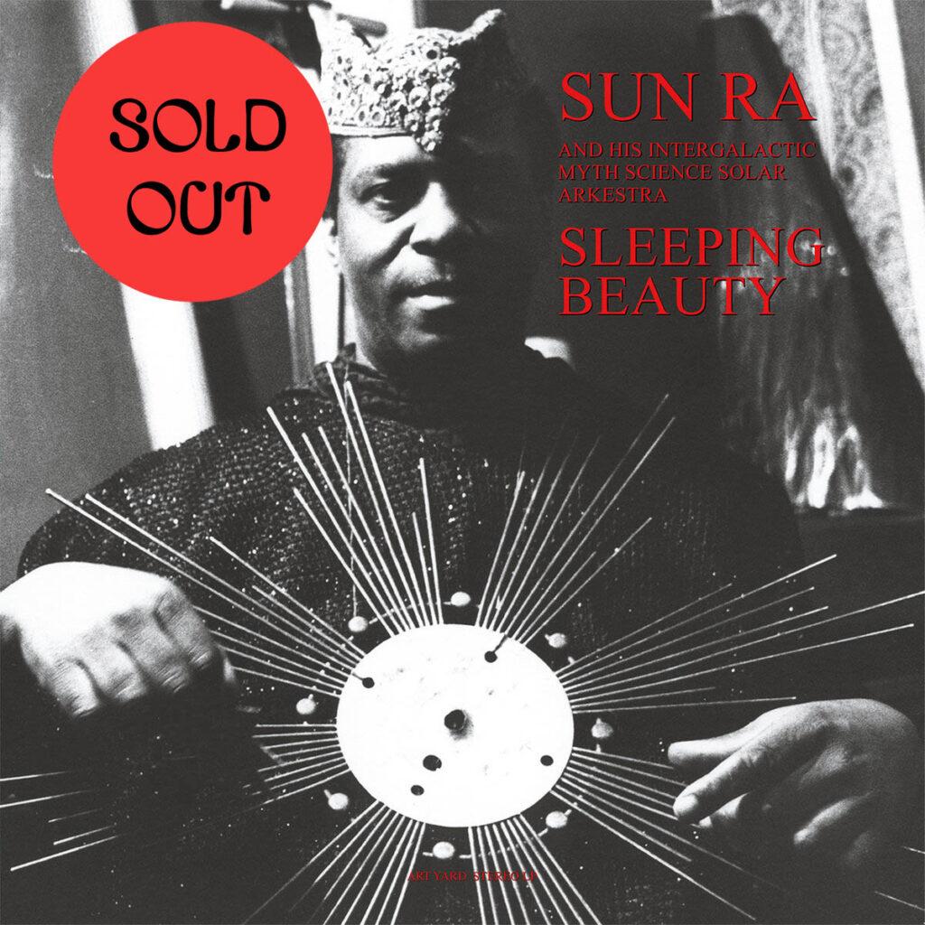 Sun Ra And His Intergalactic Myth Science Solar Arkestra - Sleeping Beauty LP product image