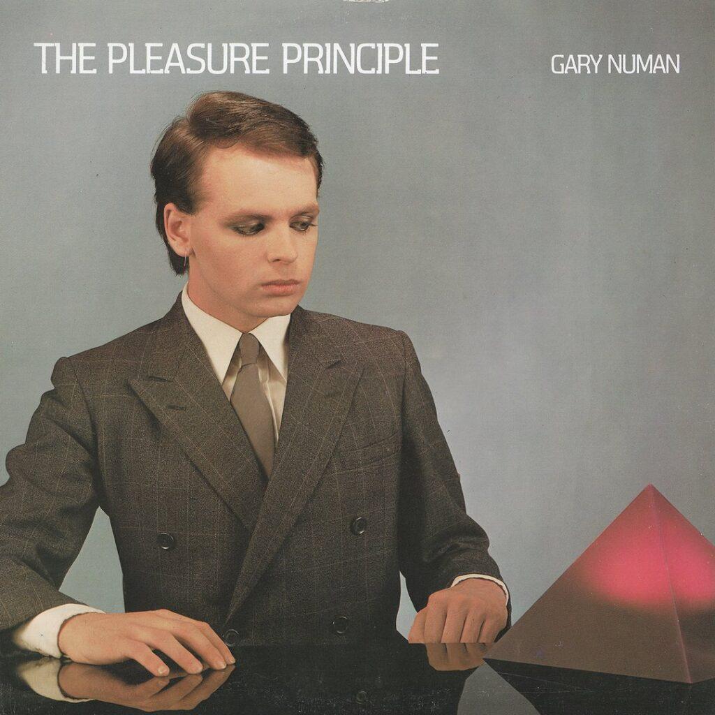 Gary Numan – The Pleasure Principle album cover