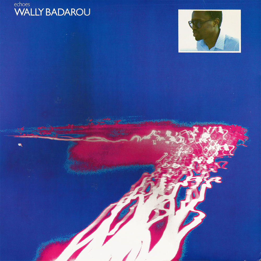 Wally Badarou – Echoes album cover