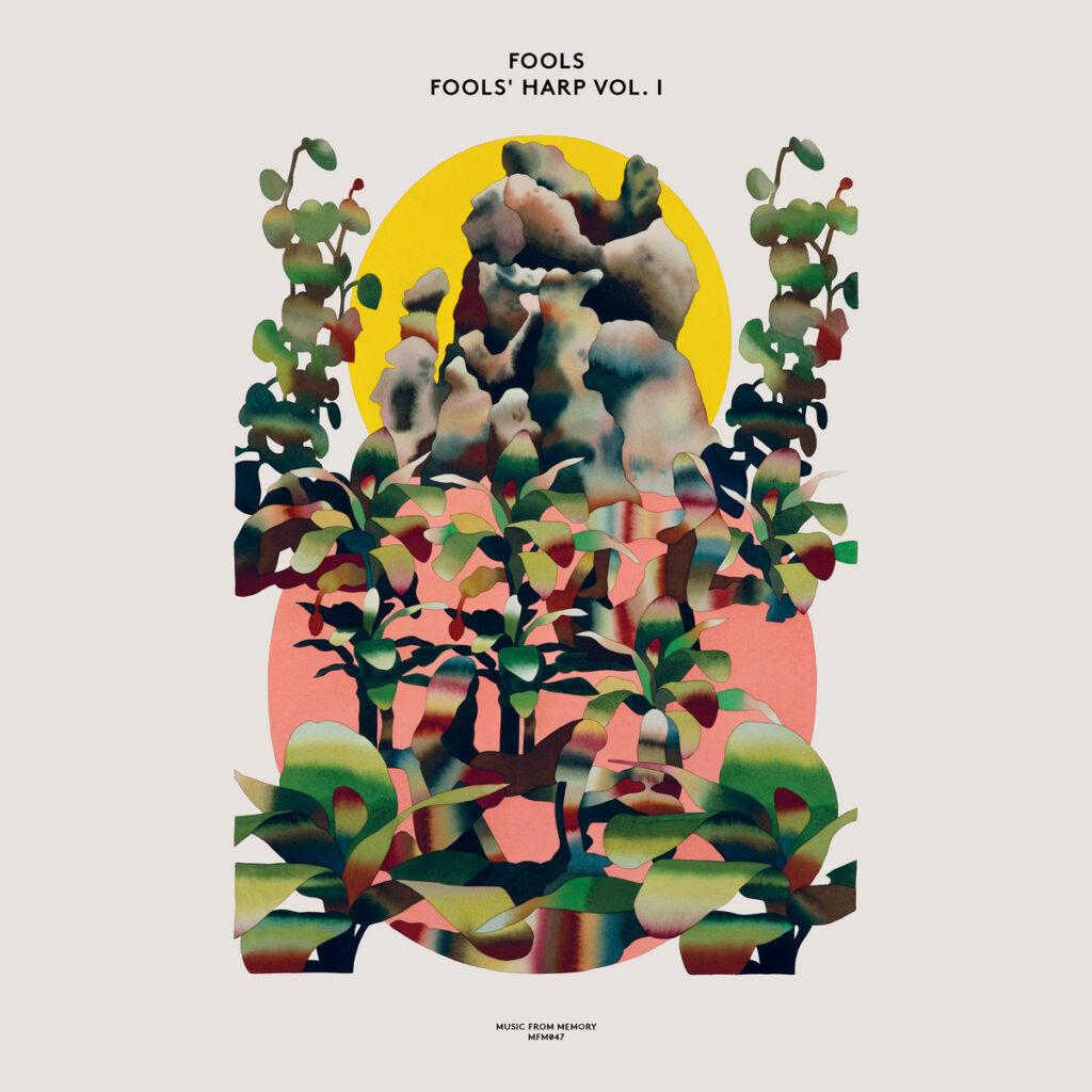 Fools Harp (Chris Bear / Music from Memory) album cover