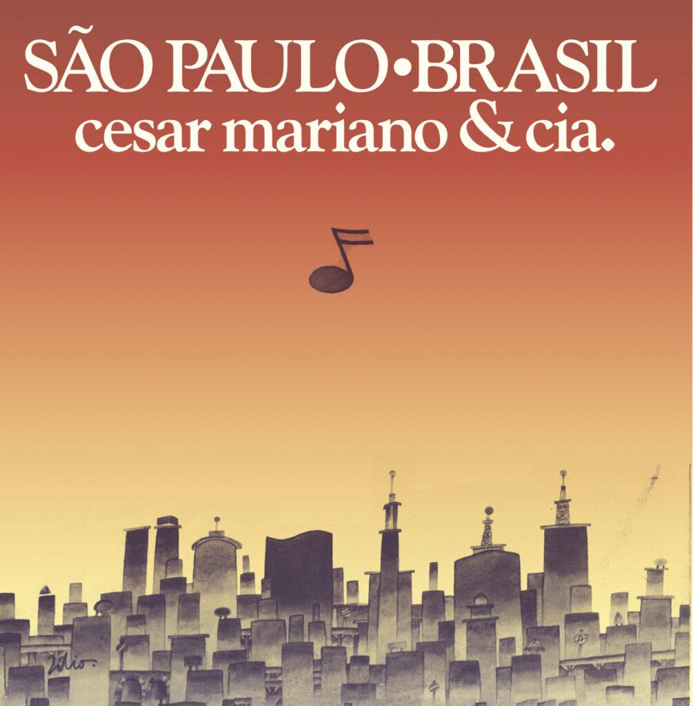 Cesar Mariano & Cia. – São Paulo • Brasil album cover