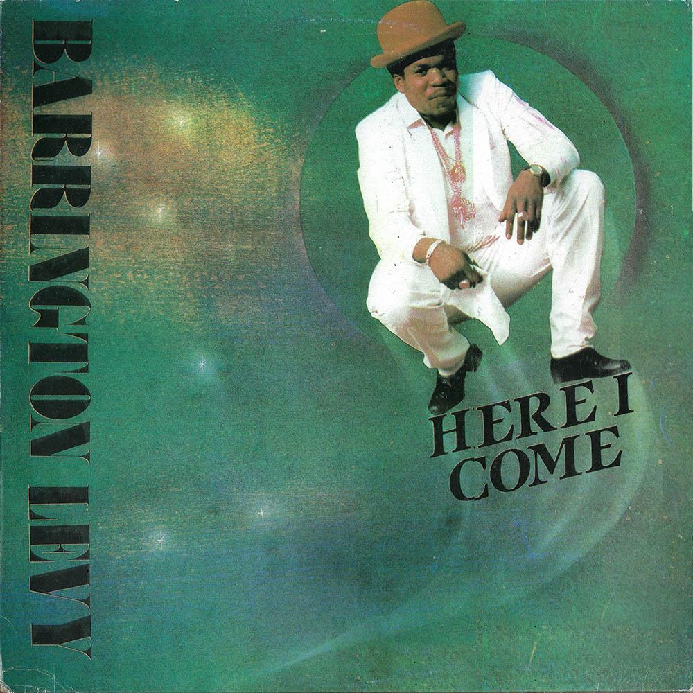 Barrington Levy – Here I Come album cover