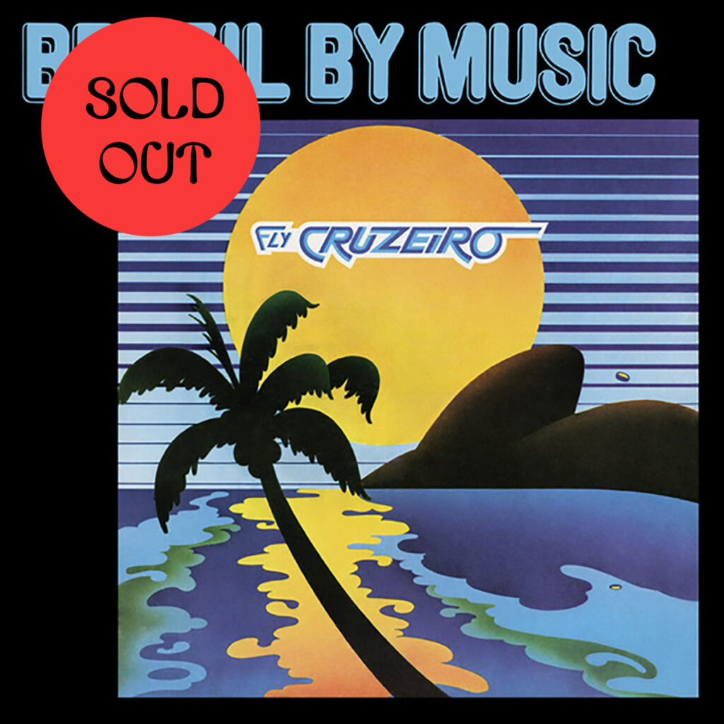 Marcos Valle & Azymuth – Fly Cruzeiro LP product image