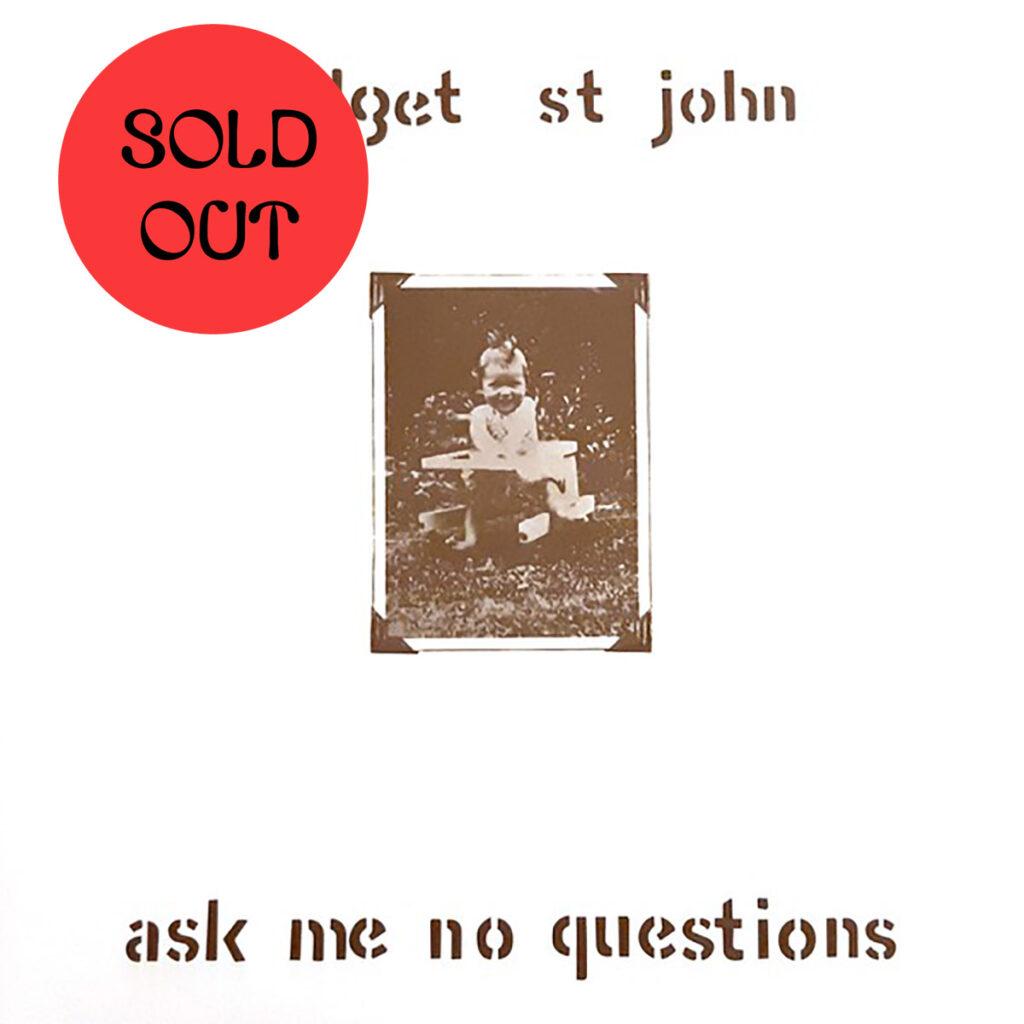 Bridget St. John – Ask Me No Questions LP product image