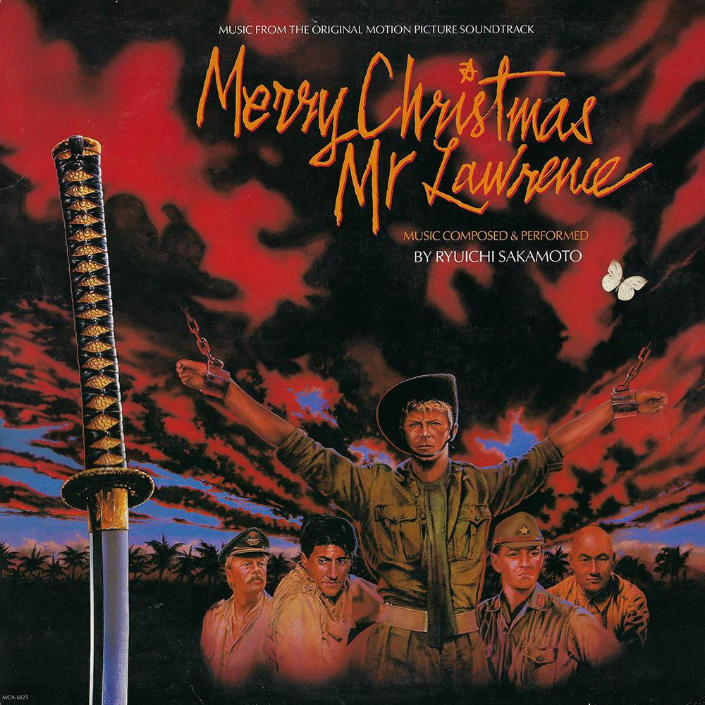 Ryuichi Sakamoto – Merry Christmas, Mr Lawrence album cover
