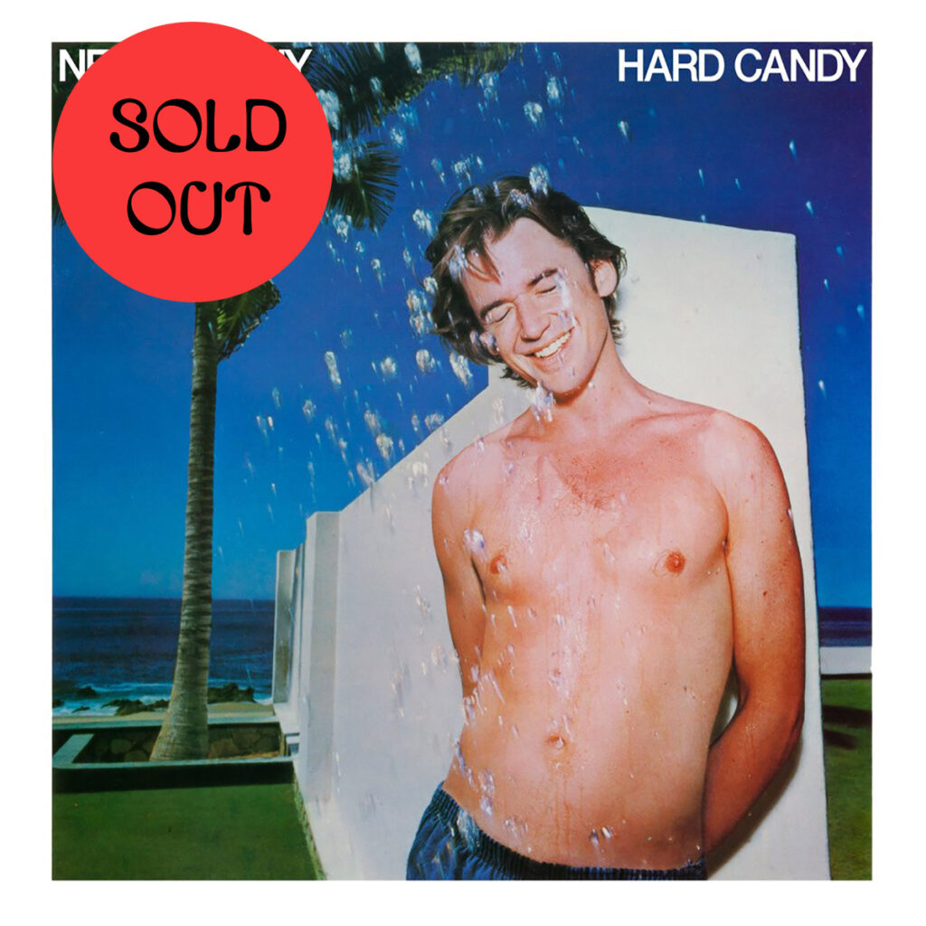 Ned Doheny - Hard Candy LP product image