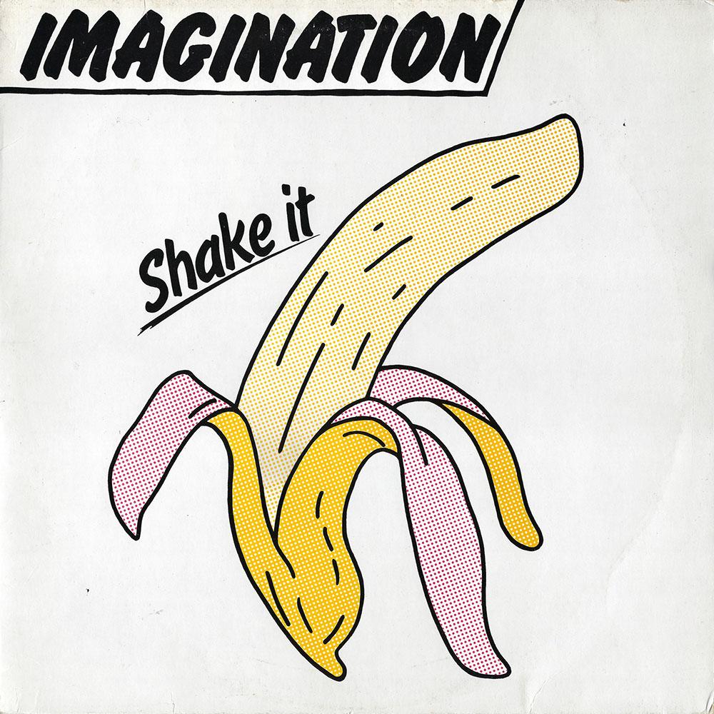 Imagination – Shake It album cover
