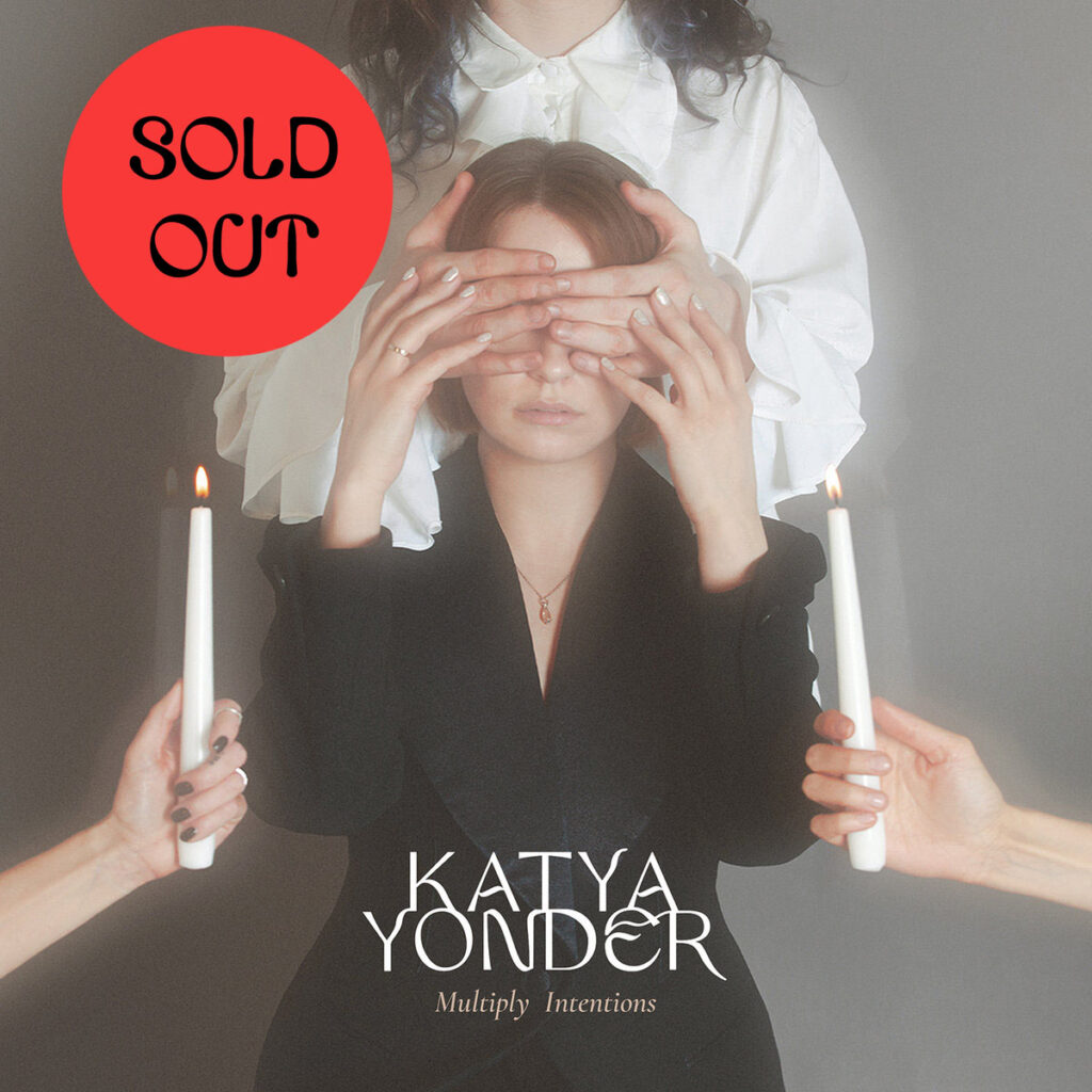 Katya Yonder ‎- Multiply Intentions LP product image