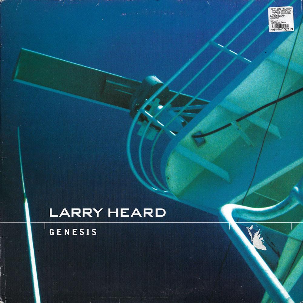 Larry Heard – Genesis album cover