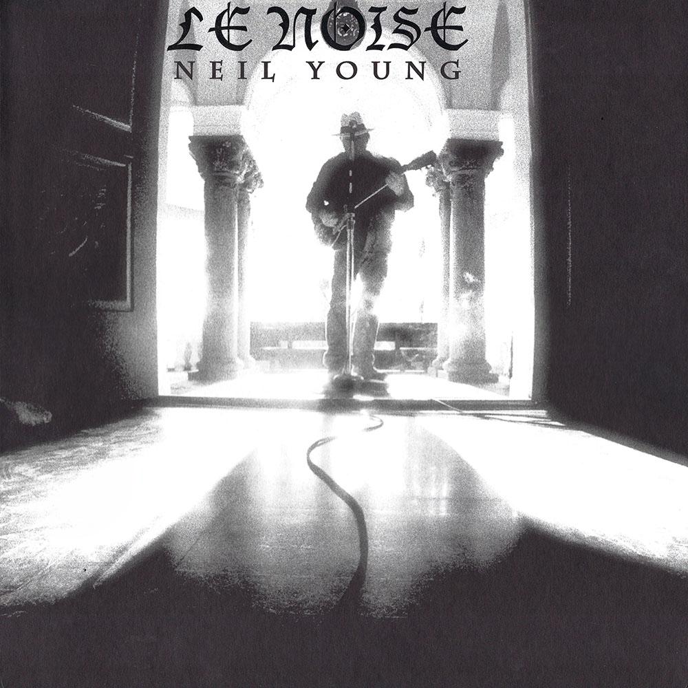 Neil Young – Le Noise album cover