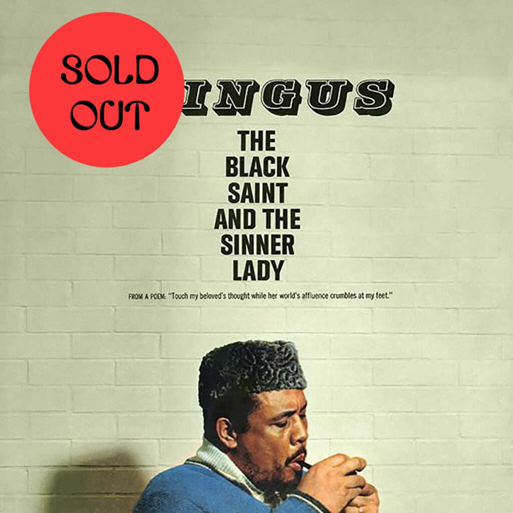 Mingus ‎- The Black Saint And The Sinner Lady LP product image