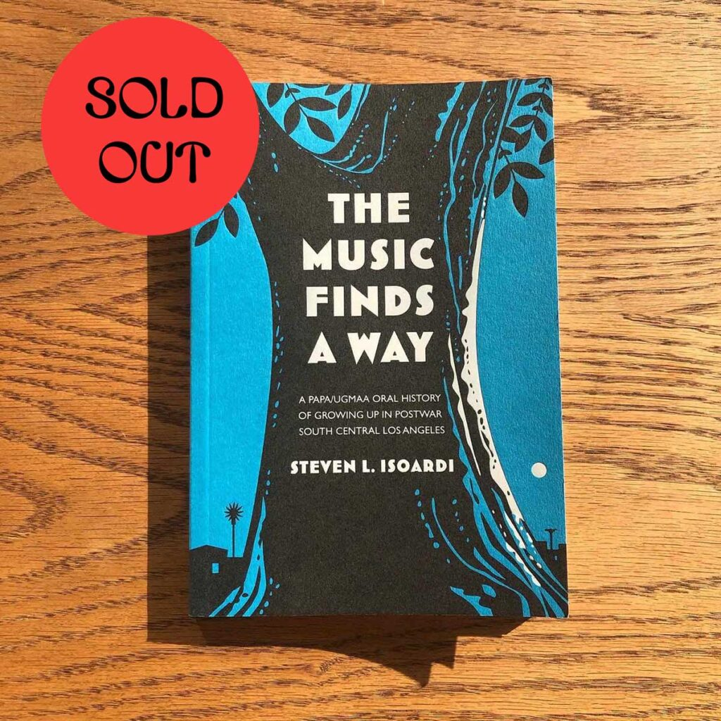 Steven L. Isoardi – The Music Finds a Way BOOK product image