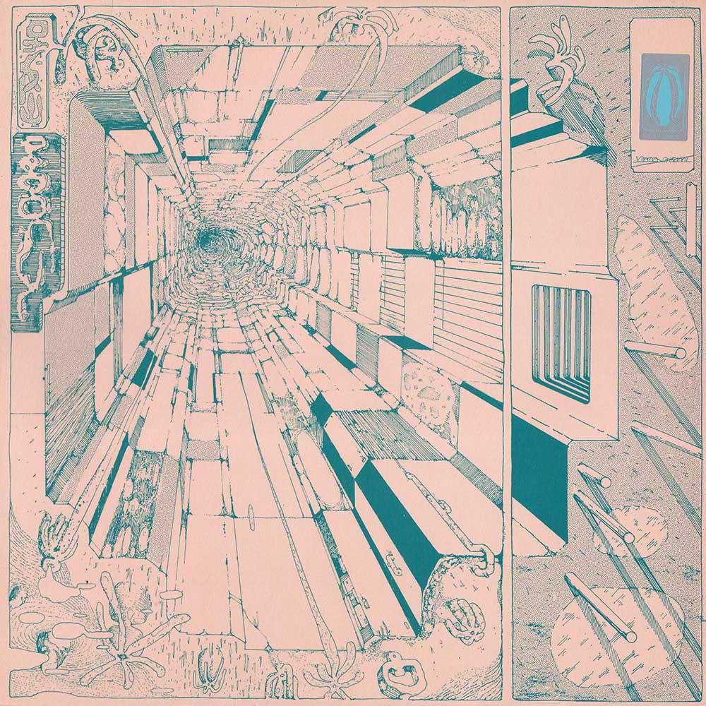 Pataphysical – Periphera album cover