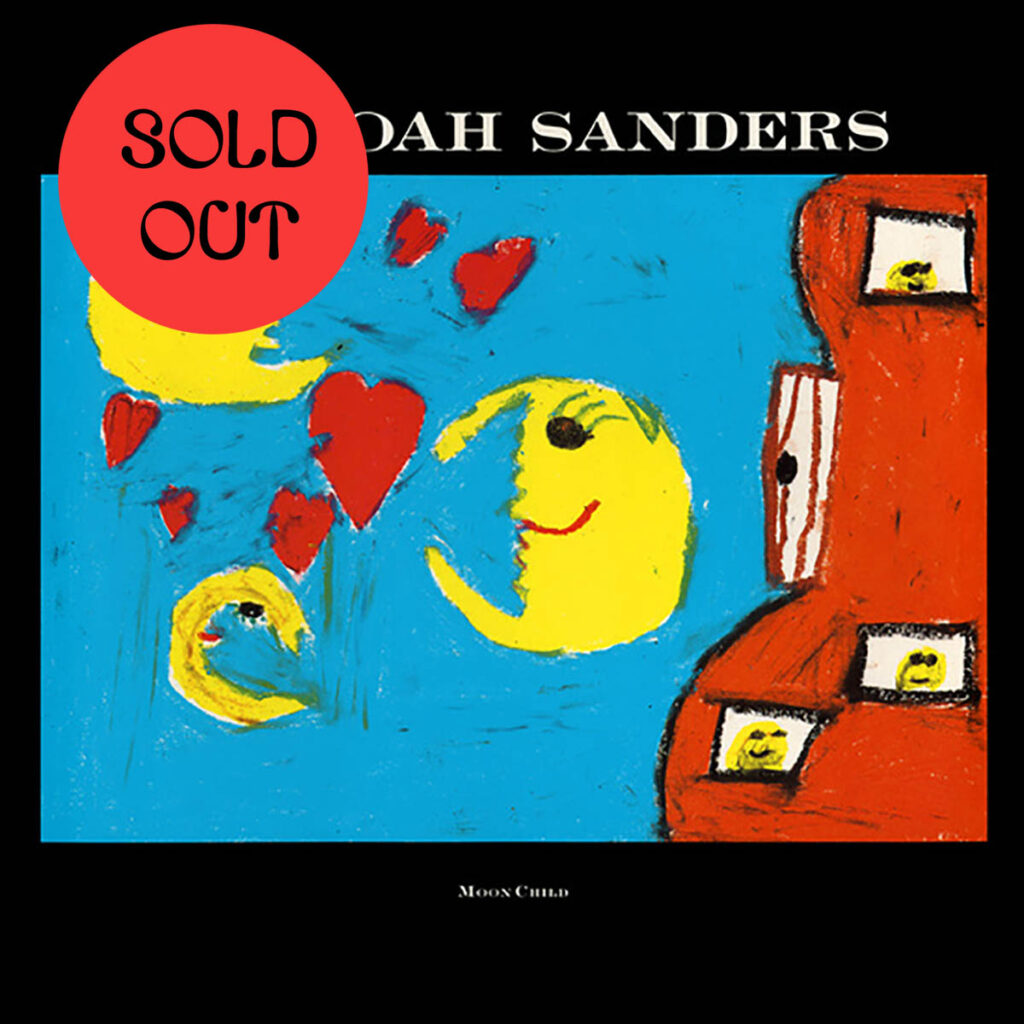 Pharoah Sanders - Moon Child LP product image