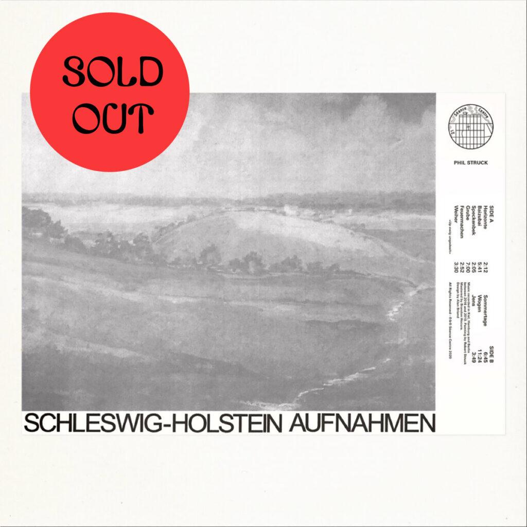 Phil Struck - Schleswig-Holstein Aufnahmen LP product image