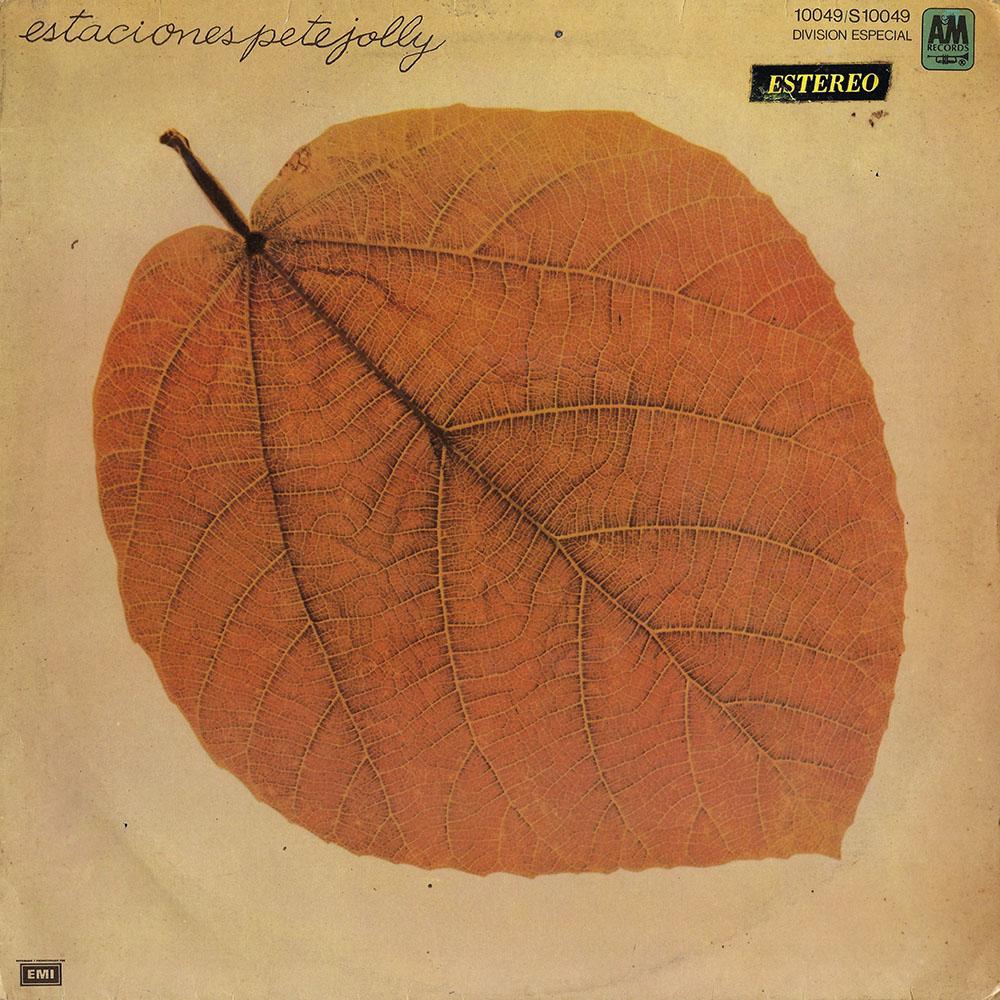 Pete Jolly – Seasons album cover