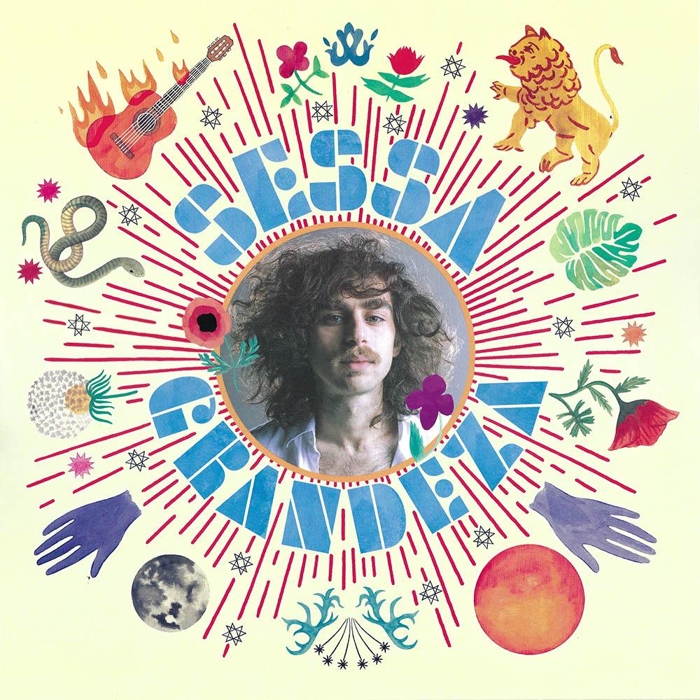 Sessa – Grandeza album cover