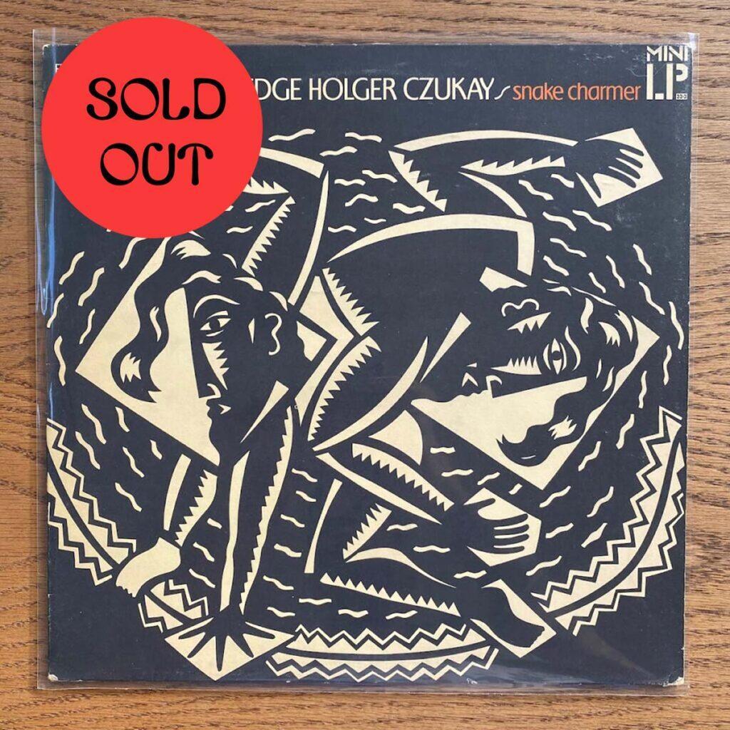 Jah Wobble, The Edge, Holger Czukay - Snake Charmer LP product image
