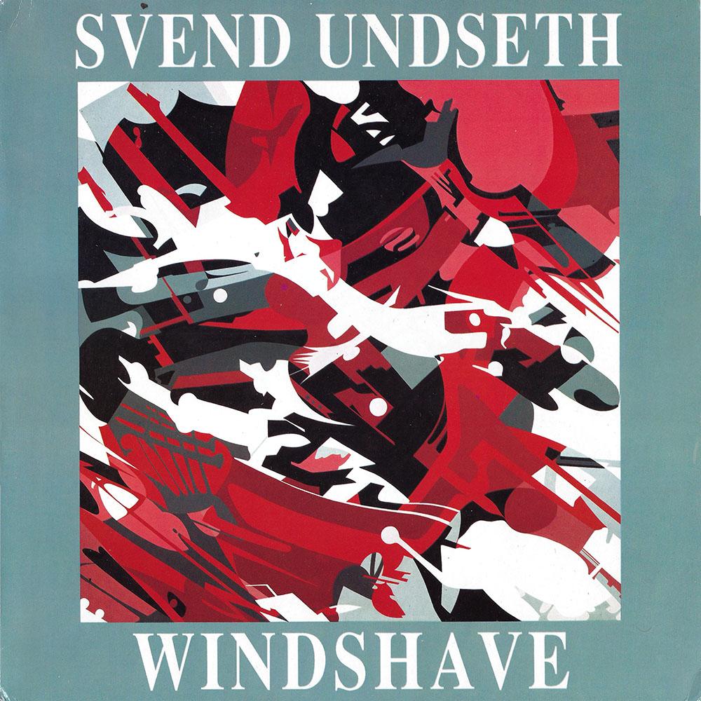 Svend Undseth – Windshave album cover