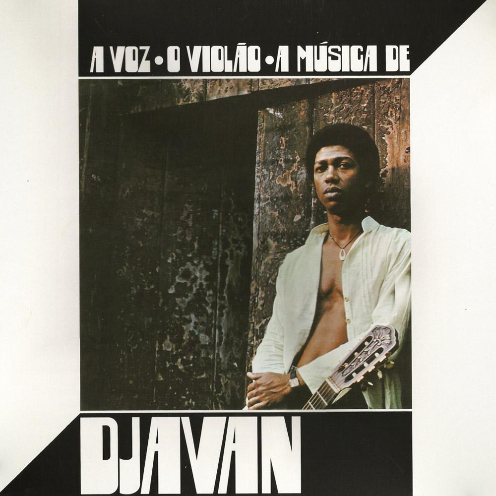 Djavan – A Voz, O Violão, A Música De Djavan album cover