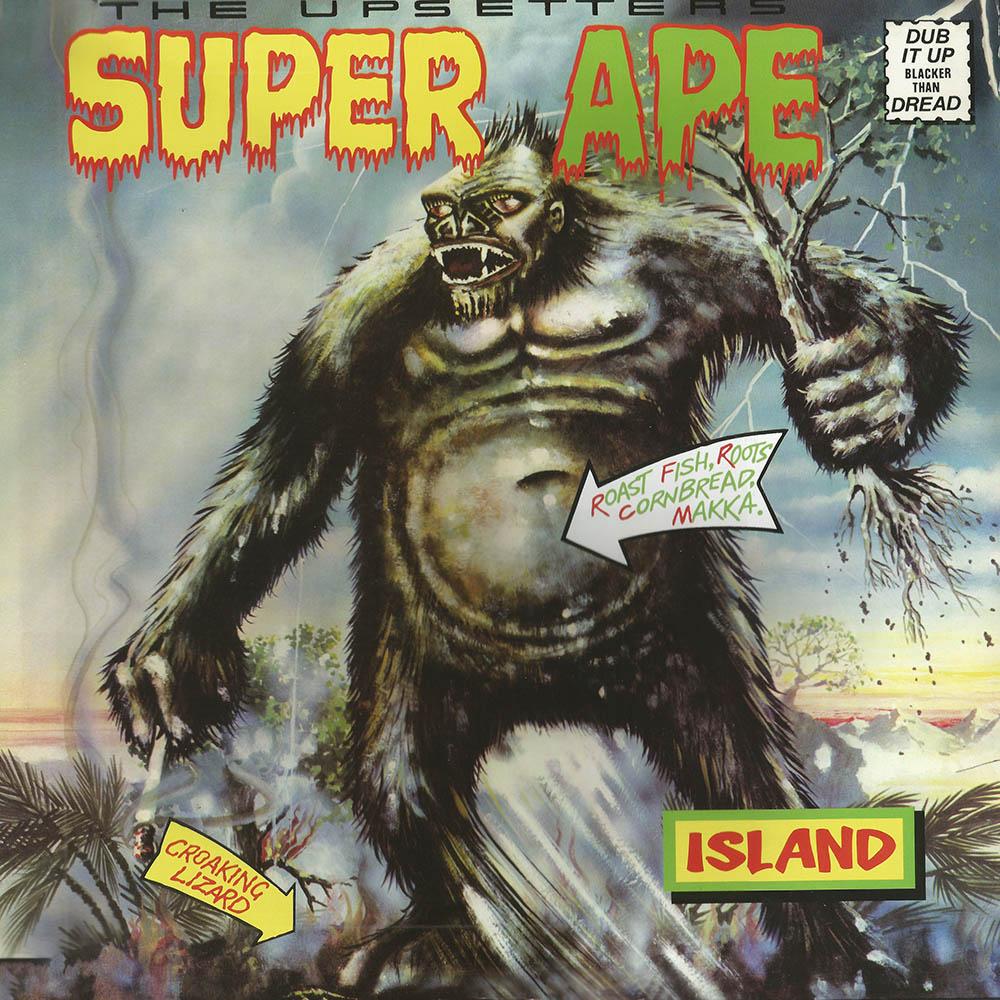The Upsetters – Super Ape album cover
