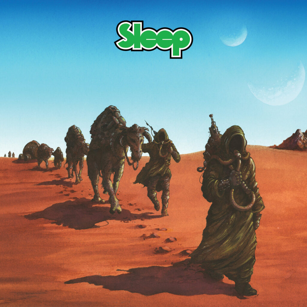 Sleep – Dopesmoker album cover