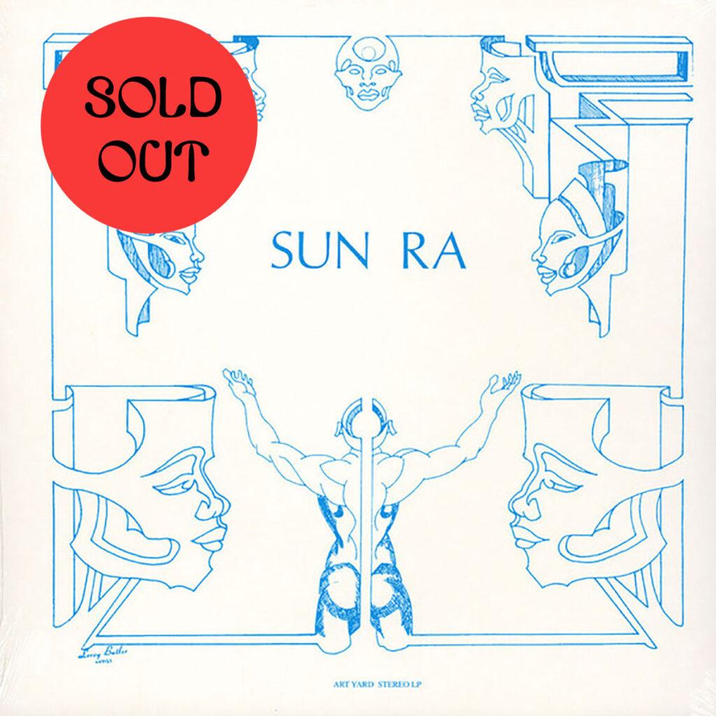 Sun Ra – The Antique Blacks LP product image