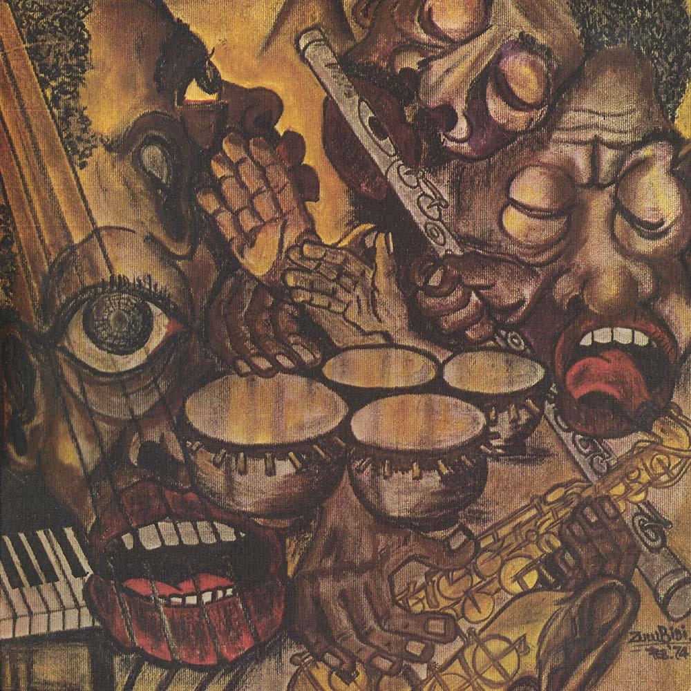 Batsumi – S.T. album cover
