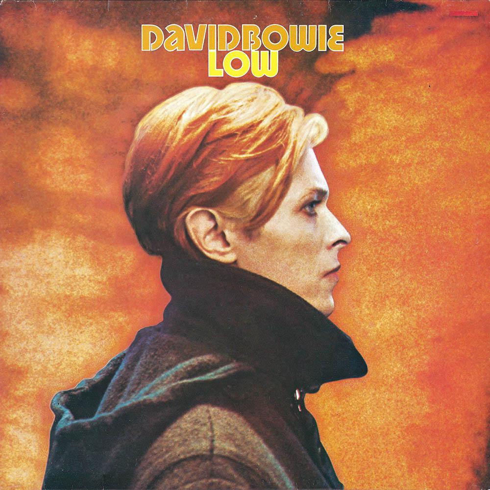 David Bowie – Low album cover