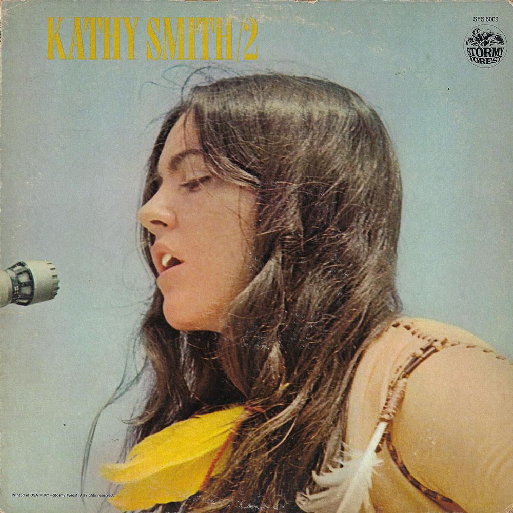 Kathy Smith – 2 album cover