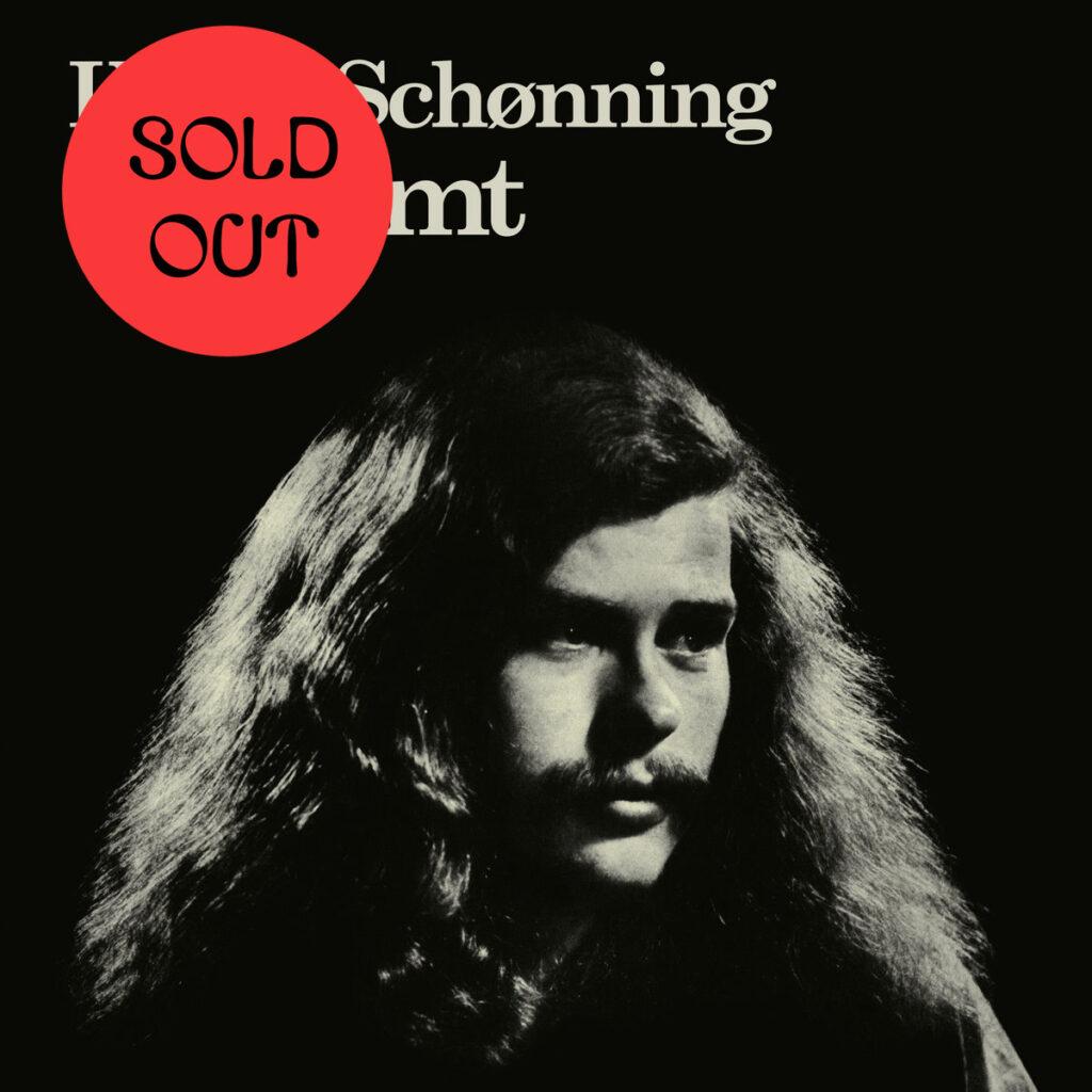 Klaus Schønning - Lydglimt LP product image
