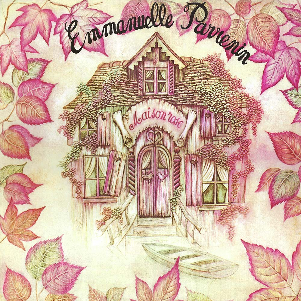 Emmanuelle Parrenin ‎- Maison Rose album cover