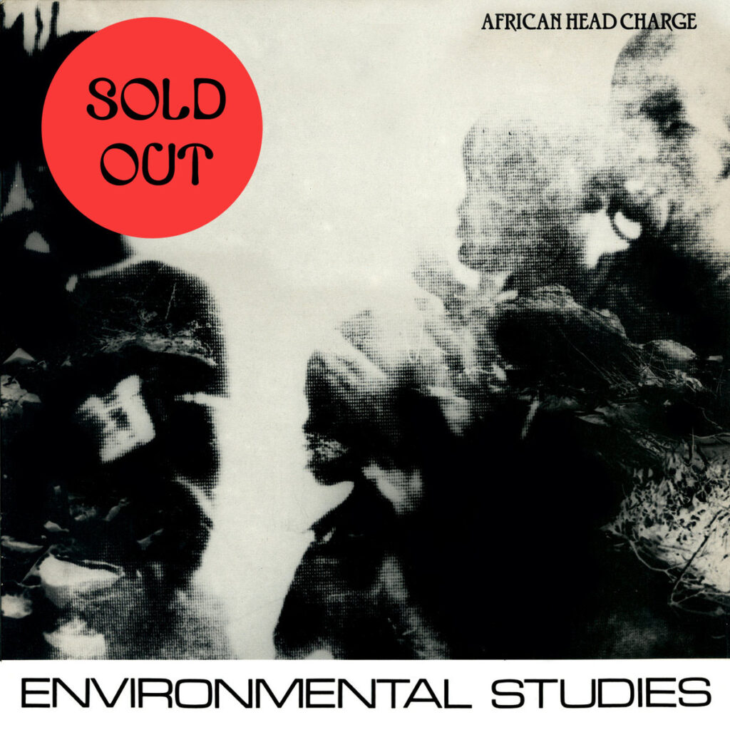 African Head Charge ‎- Environmental Studies LP product image
